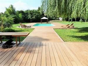 Terrasse En Ipe : terrasse en bois 78 terrasse en ipe extra large france ~ Premium-room.com Idées de Décoration