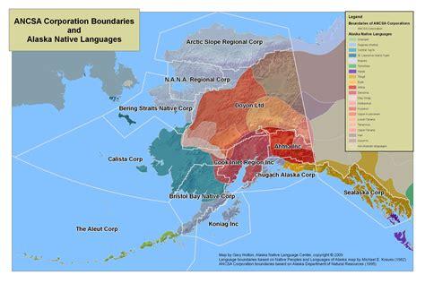 Alaskan Native Corporation Links