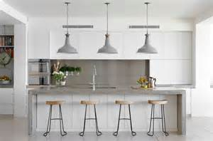 white kitchen with island 30 gorgeous grey and white kitchens that get their mix right