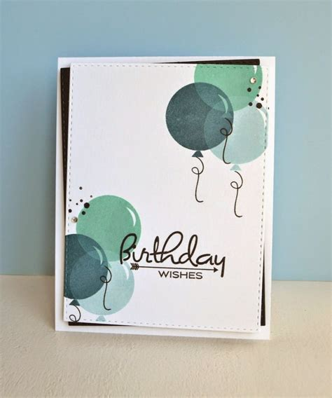 birthday card design 1186 best papertrey ink images on cardmaking