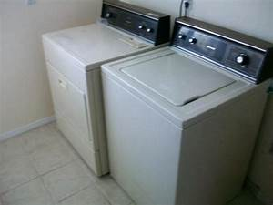 Kenmore Hd 70 Series Washer And Dryer