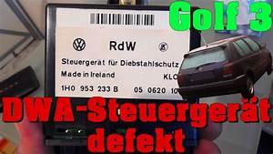 Golf 3   Auto Liegen Geblieben