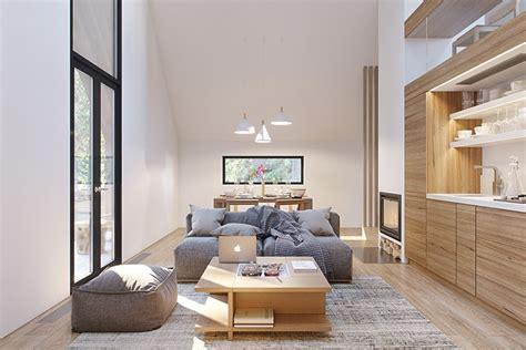3 Open Studio Apartment Designs by 3 Fabulous Studio Apartments Arranged With A Stylish Loft