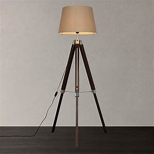 buy john lewis jacques tripod floor lamp john lewis With wooden tripod floor lamp john lewis