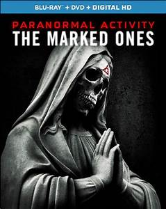 Paranormal Activity The Marked Ones DVD Release Date April ...