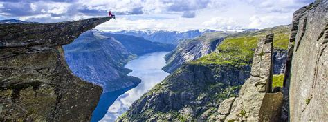 How to get to Trolltunga Norway? Maps & travel info to ...
