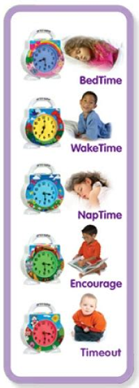 review  tot clock toddler sleep clock establishes