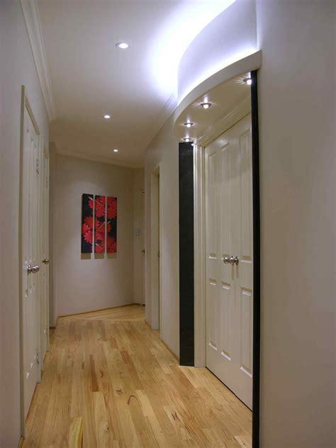 hall ceiling light led hallway lighting ideas low profile