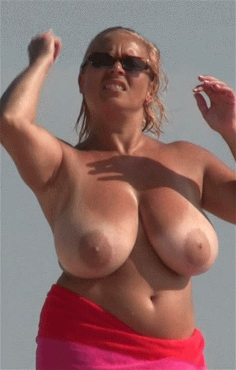 Milf At The Beach Thick Tag  Sorted Luscious