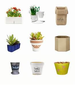 Cache Pot Interieur : pots et cache pots pour un jardin int rieur blog d co ~ Premium-room.com Idées de Décoration