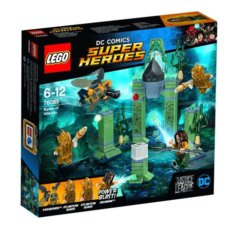 Lego Set by Lego Dc Comics Heroes Justice League Sets