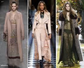 Winter 2016 2017 Fashion Trends
