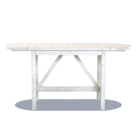 yearwood trisha dining height table counter monroe leaf drop