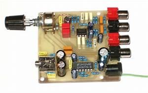 Riaa Corrector  U2013 Circuit Wiring Diagrams