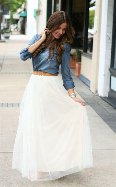 blouse mode blouse 1001 images de la tenue avec chemise en jean