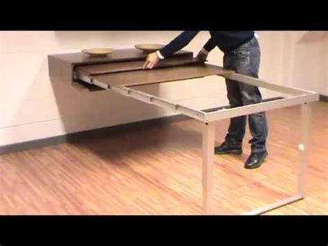 credenza con tavolo estraibile tavolo estraibile da cassetto sospeso