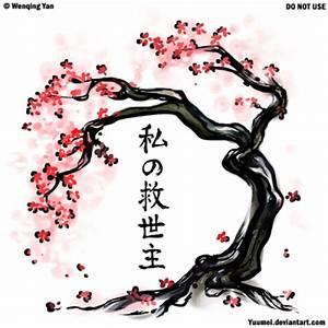 Dessin Fleur De Cerisier Japonais Noir Et Blanc : s rie cerisier j 39 en suis plus de 12500 visites et ~ Melissatoandfro.com Idées de Décoration