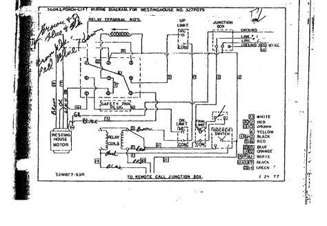 Porch Lift Vertical Platform Wiring Diagram Collection