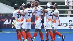 Azlan Shah Cup: Mandeep Singh's hat-trick hands India 4-3 ...