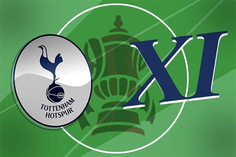 Tottenham XI vs Marine: Confirmed team news, predicted ...