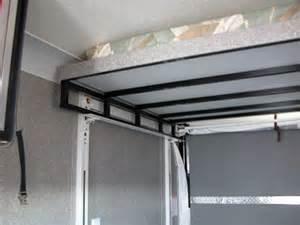 Happijac Bed Lift by Happijac Bed Lift Optional Bunk Mirage Trailer