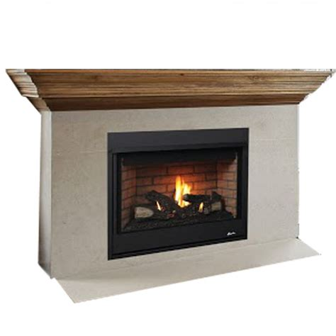 ihp superior drt direct vent gas fireplace