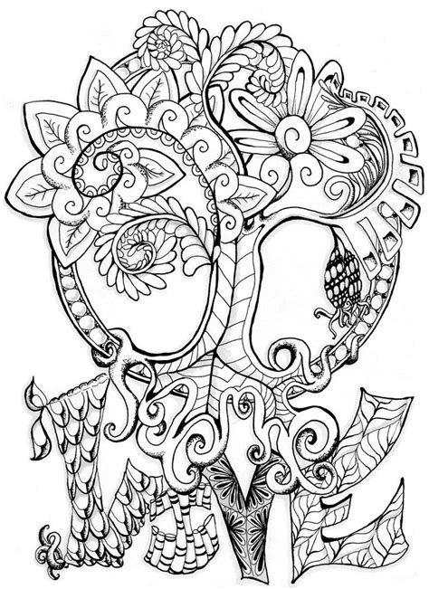 tree of life coloring pages - Google Search | Love