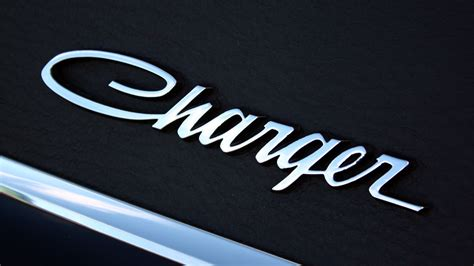 Muscle Cars, Old Car, Car, Dodge Charger, Dodge, Logo