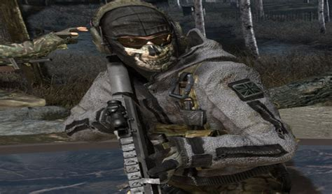 Will Ghost Be The Star Of Modern Warfare 3 Gamingbolt