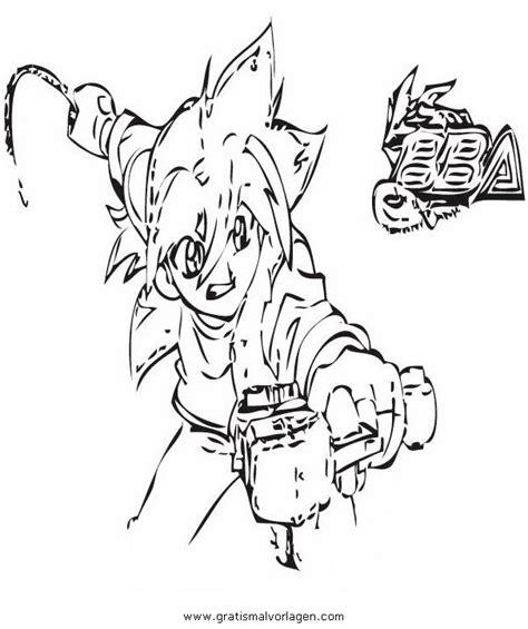 beyblade  gratis malvorlage  beyblade comic trickfilmfiguren ausmalen