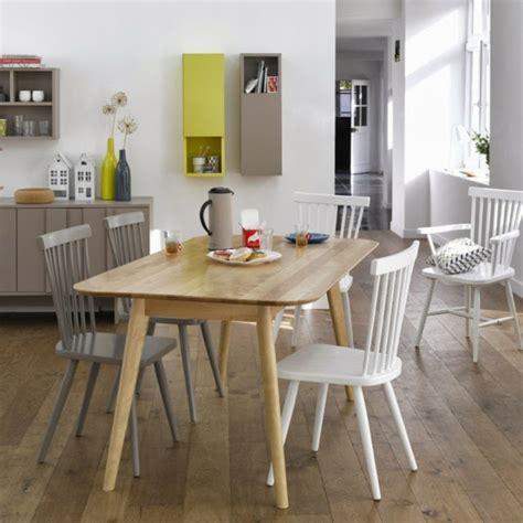 mobilier cuisine pas cher chaise de cuisine scandinave