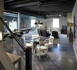Loft Style Basement Basement Pinterest Colors The O