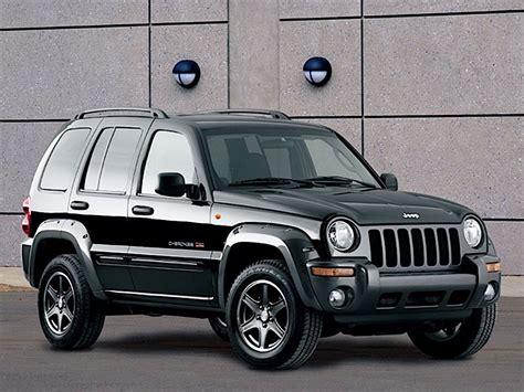 jeep liberty jeep cherokee liberty specs 2001 2002 2003 2004 2005