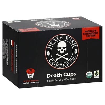 I had one cup of normal coffee this morning because i forgot we were doing this today. Death Wish Coffee - Death Wish Coffee, Coffee, Death Cups ...