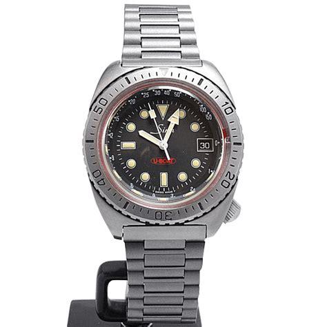 U Boat Watch Repair by ジン Sinn U Boat オーバーホール 時計修理 宝石 時計いのうえ