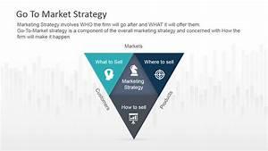 Marketing Strategy Pyramid Powerpoint Diagram