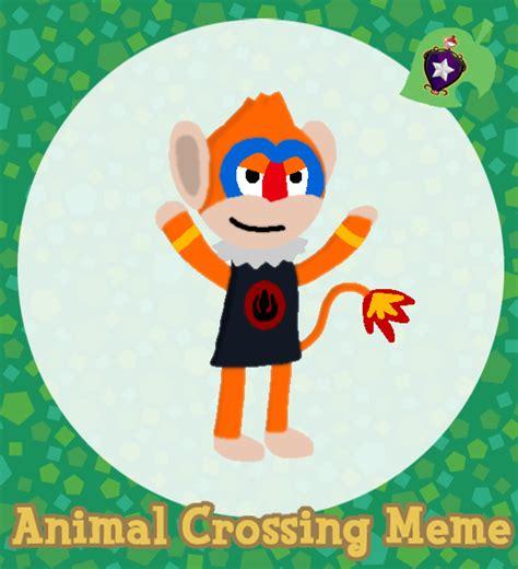 Animal Crossing Memes - animal crossing meme blake by yoshinx on deviantart