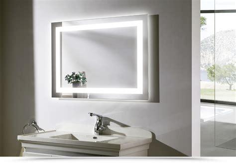 specchio design bagno specchio led bagno rettangolare 60x80 cm reversibile