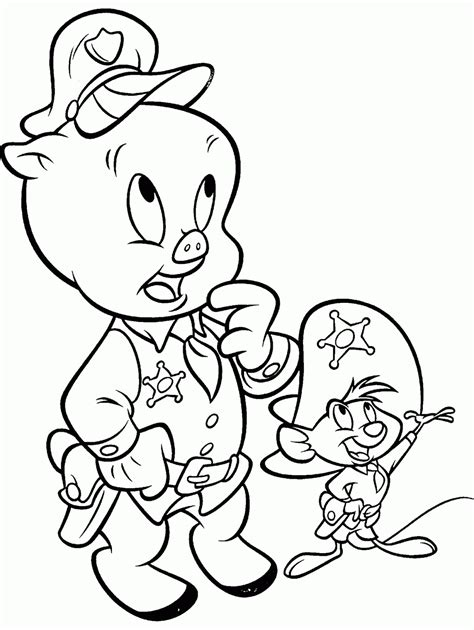 looney tunes coloring pages coloringpages
