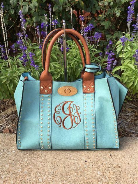 beautiful studded purse monogram purse preppy monogram purse medium size monogrammed