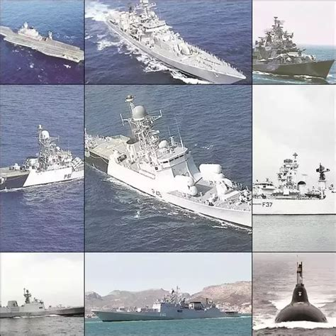 How Are Vessels In The Indian Navy Named?