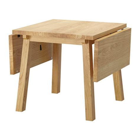 MÖckelby Table à Rabats Ikea