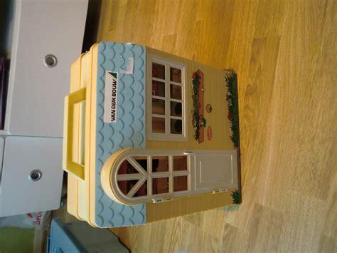 barbie inklapbaar huis inklapbaar barbie huis bokt nl