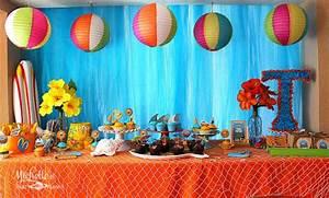 Beach Party Ideas Decorations   www.pixshark.com - Images ...