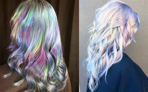 iridescent hair color meet the newest hair trend iridescent opal american salon