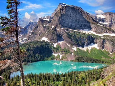 Glacier National Park Montana Canada