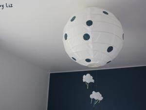 Abat Jour Nuage : un luminaire diy pour une chambre d enfant par creativelifestylepodcasts ~ Teatrodelosmanantiales.com Idées de Décoration