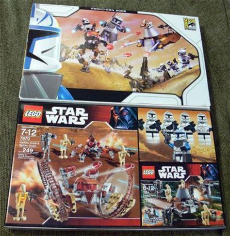 comic  exclusive lego star wars eurobricks forums