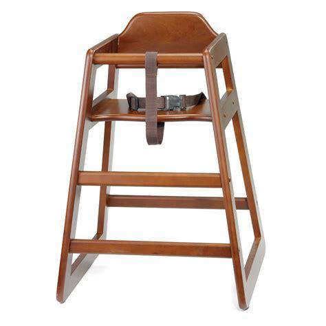 tablecraft 66 26 75 quot stackable high chair w waist