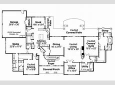 Classic House Plans Laurelwood 30722 Associated Designs